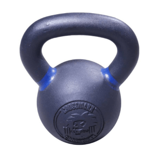 Crossmaxx® Powder Coated Kettlebell 4 - 40kg