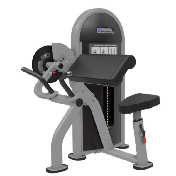 Nautilus Instinct Dual Biceps Curl / Triceps Extension
