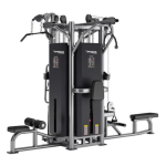 Attack Fitness Cable Jungle 4 Station