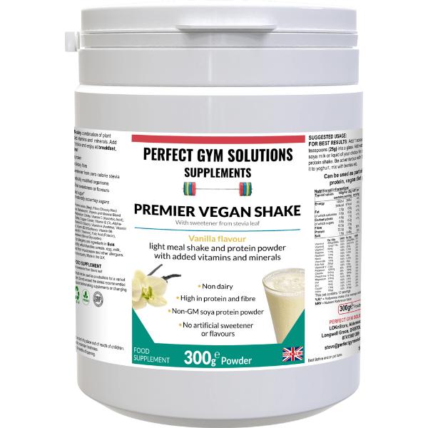 Premier Vegan Shake Vanilla