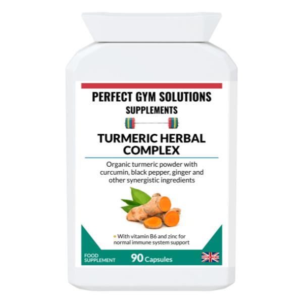 Tumeric Herbal Complex