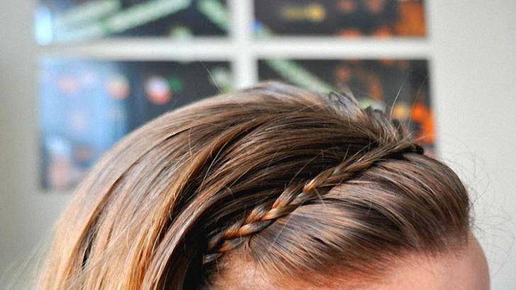 How To Make Braided Headband
