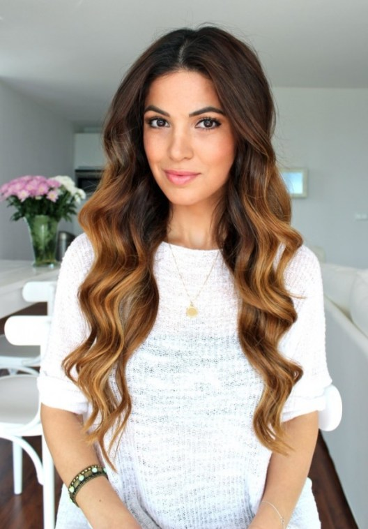 Hairstyles For Long Wavy Hair