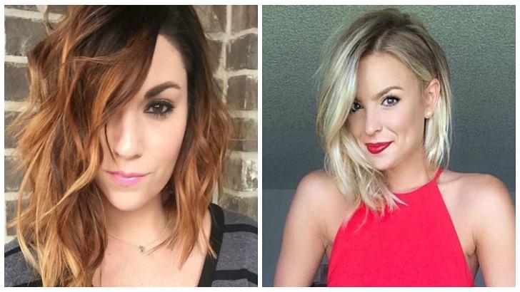 A Guide to Medium Length Layered Haircuts