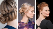 Gorgeous Braided Bun Hairstyles