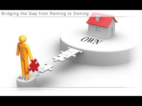 rent-to-own home buyers