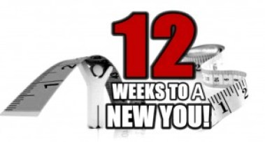 12 week personal training program