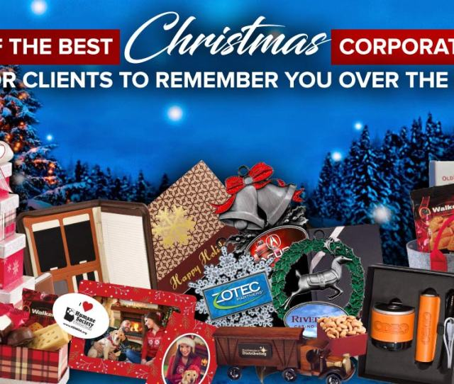 Ideas For Corporate Christmas Gifts