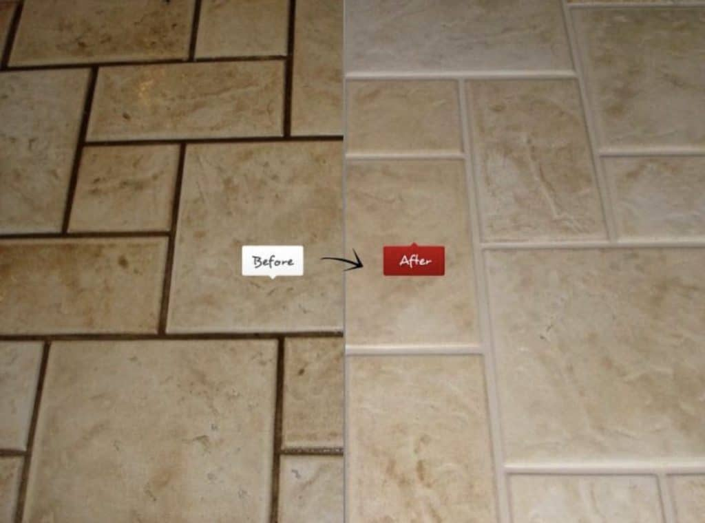 tile grout cleaning tampa florida
