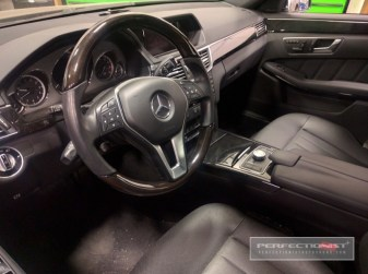 Mercedes E550 Remote Start