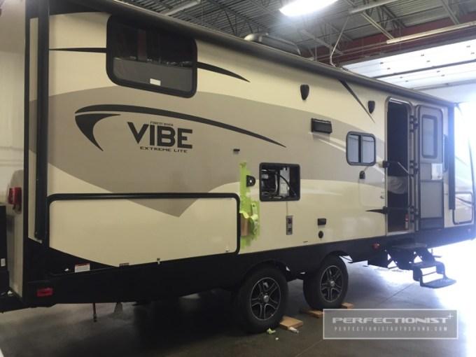 Vibe Travel Trailer Cameras