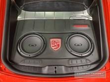 Porsche Stereo