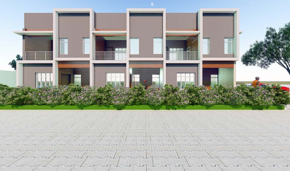Three Bedroom Apartment 3bed1