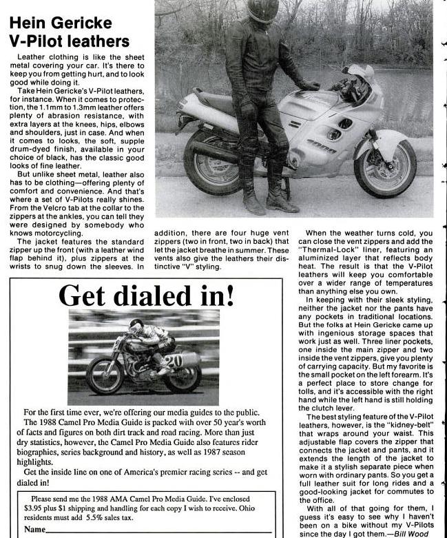 V-Pilot review
