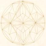 mandala perfect lotus- chakra inimii