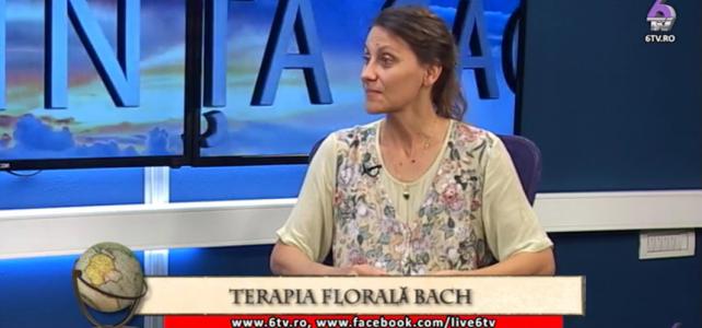 """Emisiunea """"Stiinta Sacra"""" – 12.08.2017 Despre terapii energetice – vindecare, reconectare si remedii florale Bach"""