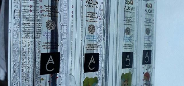 """Magia Apei Informate"" – ediţia a noua. Aqua Carpatica – Aqua Kids"