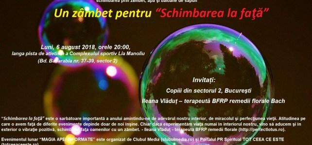 """MAGIA APEI INFORMATE"" AQUA Carpatica ediția XV"