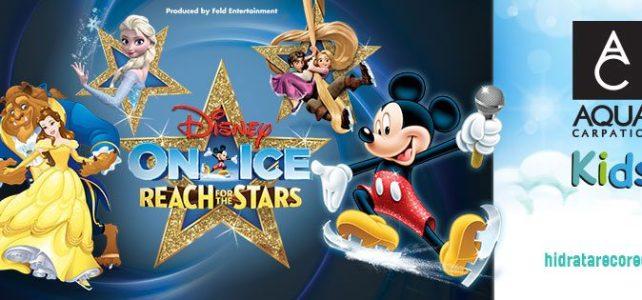Aqua Carpatica Kids aduce un concurs cu surprize pline de magie