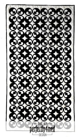 Quilt No.5 - 'Pattern No. 1'
