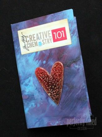 CC101 Handmade Book