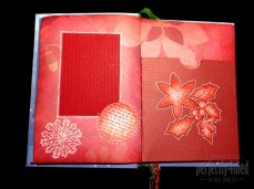 Christmas Art Journal 2