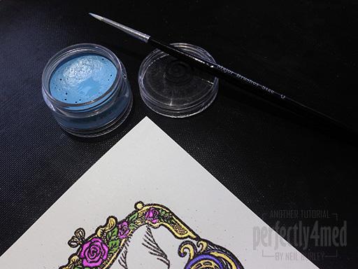 Pastel Aqua