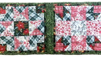 Quilt No  4 - 'Puzzle' - perfectly4med: Artist at