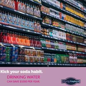 Kick your soda habit