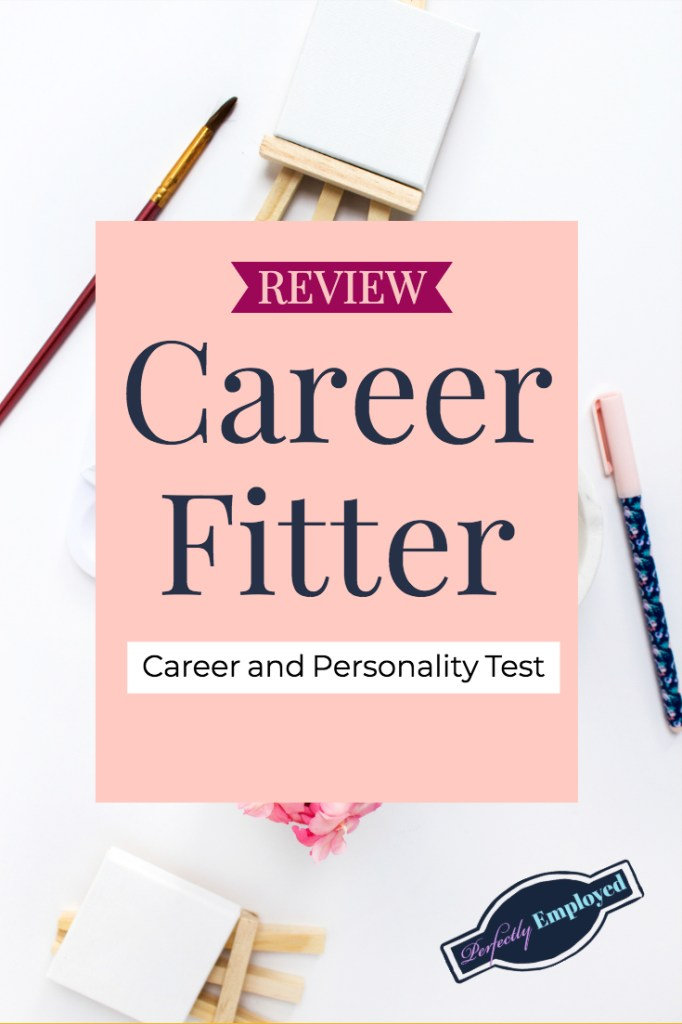 Review: Career Fitter's Career and Personality Test - #careerfitter #careerfitterreview #dreamjob #career #careeradvice