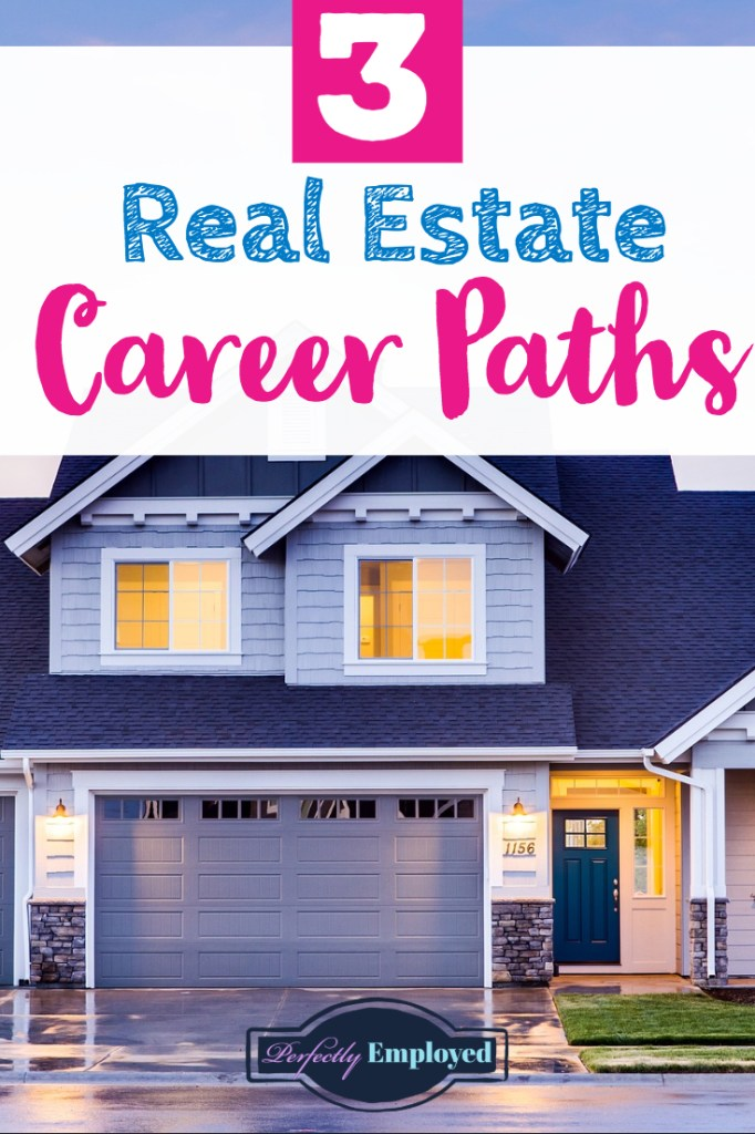 3 Real Estate Career Paths for those who LOVE HGTV - #hgtv #careers