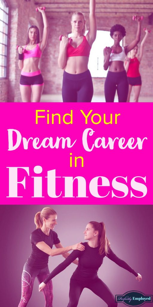Find Your Dream Career in Fitness and Wellness - #fitness #career #careeradvice #yogainstructor