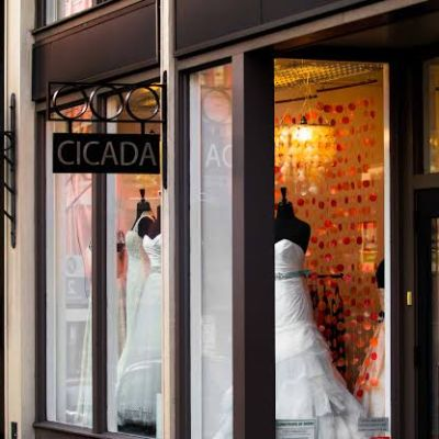 Cicada Bridal Boutique: In the Heart of Downtown Seattle