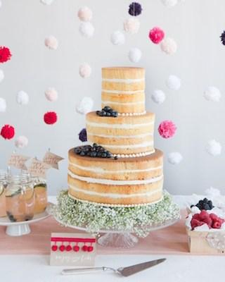 Honey Crumb Cake Studio Carla Reich Clare Barboza The Popes Perfectly Posh Events