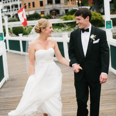 Romantic Roche Harbor Wedding