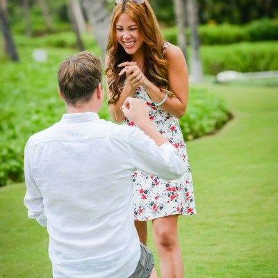 Seattle engagement | Seattle couple's Hawaiian proposal | Penny Palmer Photography | Perfectly Posh Events