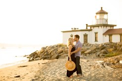 Styled Engagement Shoot   Chic Engagement   Seattle Wedding Planner, Perfectly Posh Events   Kimberly Kay Photography