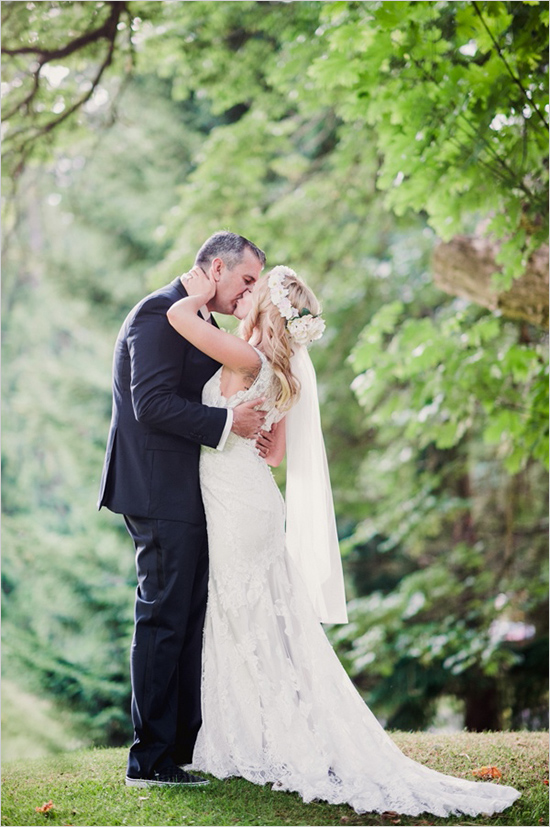 Glen Acres Golf Club wedding in Seattle | Romantic Seattle wedding | Perfectly Posh Events, Seattle Wedding Planner | Barrie Anne Photography