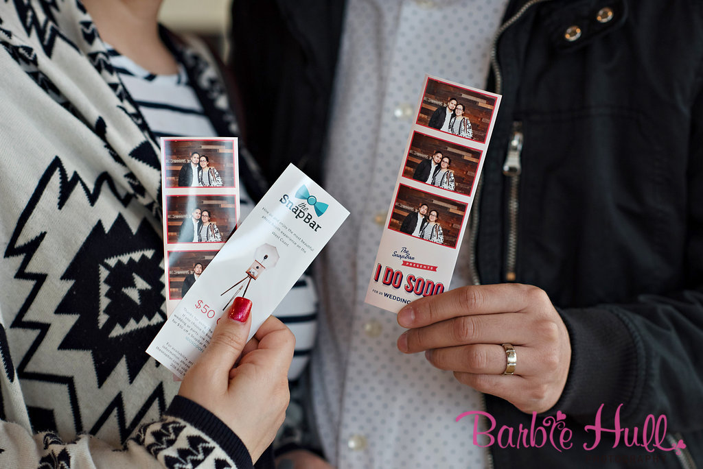 Seattle Wedding Show, I Do Sodo | The SnapBar photo trip souvenir | Perfectly Posh Events | Barbie Hull Photography | The SnapBar