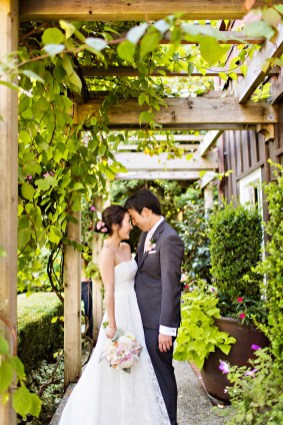 Robinswood House Wedding in Bellevue | Outdoor garden wedding space | Perfectly Posh Events, Seattle Wedding Planner | Courtney Bowlden Photography
