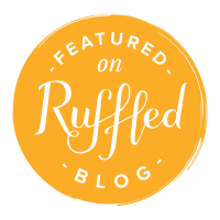 Seattle Wedding Planner featured on Ruffled Blog