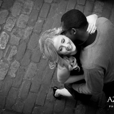 Seattle Engagement Shoots   Pike Place engagement shoot   Perfectly Posh Events   Azzura Photography