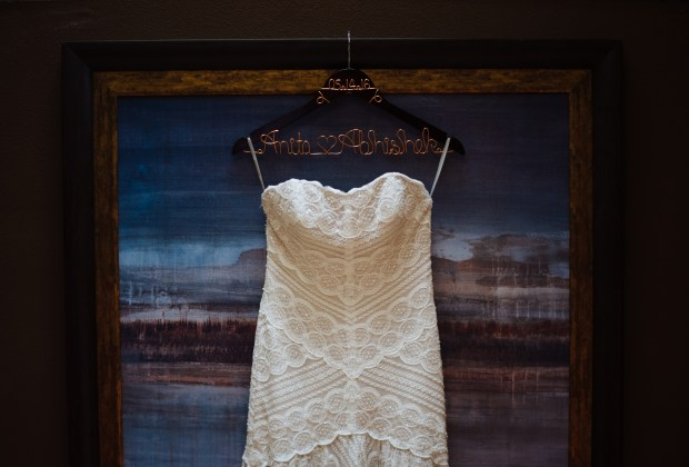 Kiana Lodge Wedding on Bainbridge Island, WA | Ivory beaded and scalloped lace wedding dress | Perfectly Posh Events, Seattle Wedding Planning | Shane Macomber Photography