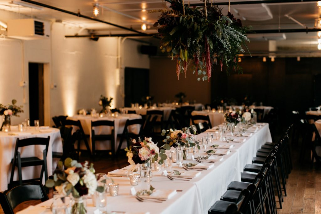 Fremont foundry wedding in seattle planning by perfectly for Fremont wedding venues