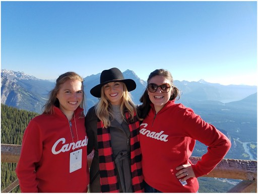 Wedding planners in Banff at Engage Conference
