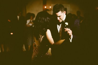 DeLille Cellars wedding in Woodinville | Mother of the groom & son dancing latin dance | Perfectly Posh Events | Seattle Wedding Planner | Andria Lindquist Photography