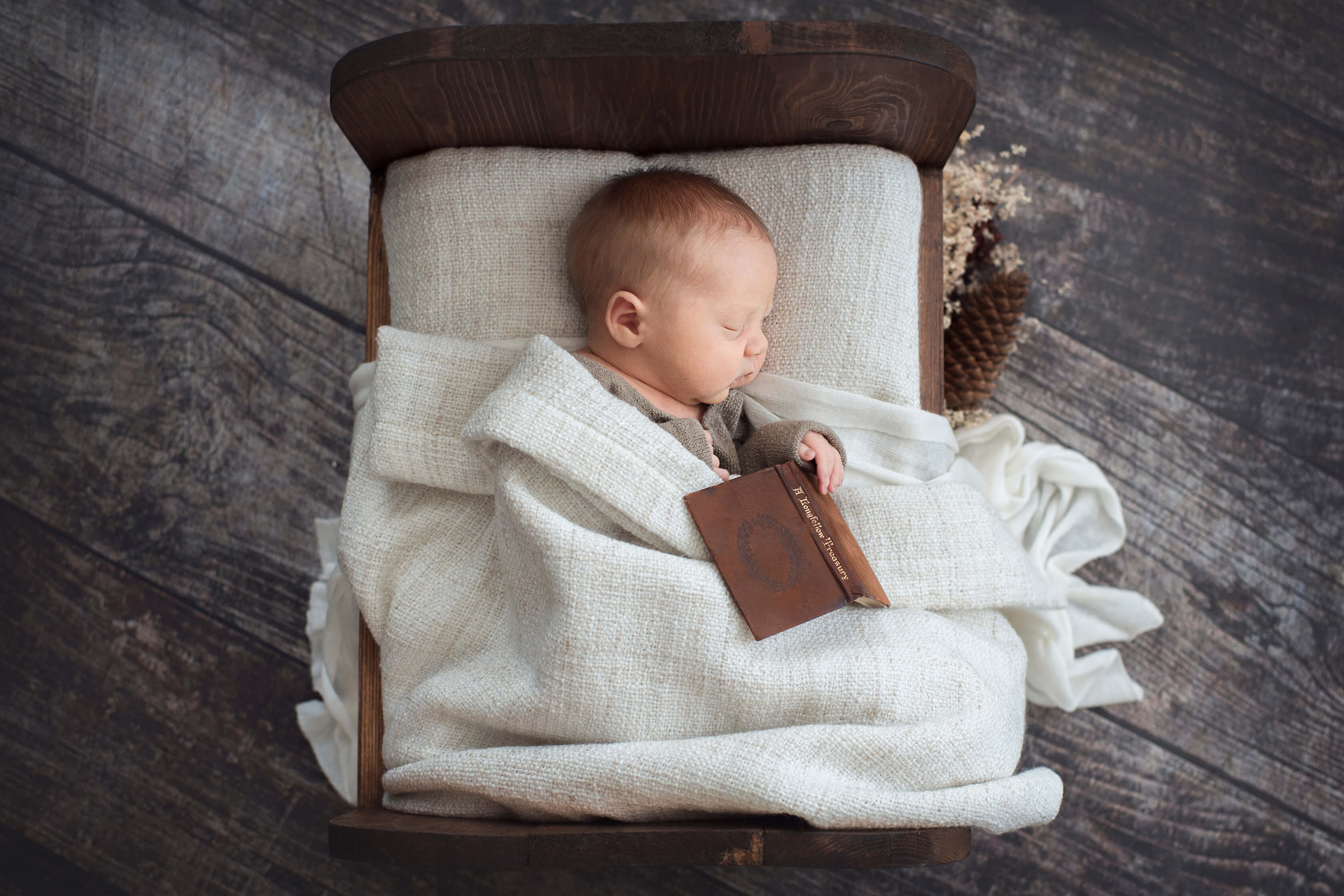 newborn baby boy photoshoot