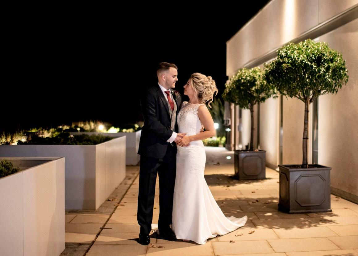 Sharon & Michael Wedding-578