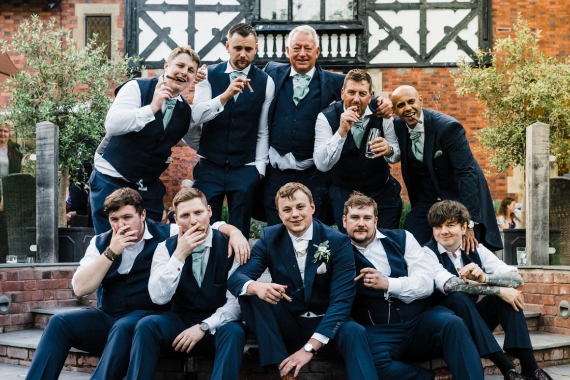 Amy & Dafydd Wedding-670