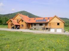 domy drewniane pod klucz
